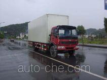 Zhongqi ZQZ5160XWT mobile stage van truck