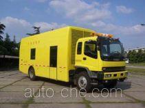 Zhongqi ZQZ5161XQX инженерно-спасательный автомобиль