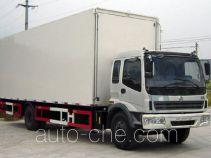 Zhongqi ZQZ5123XWTA mobile stage van truck