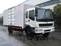中汽牌ZQZ5162XXY型厢式运输车
