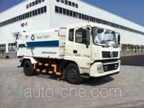 Zhongqi ZQZ5164ZLJA dump garbage truck