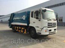 中汽牌ZQZ5164ZYSD5型压缩式垃圾车
