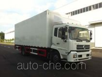 Zhongqi ZQZ5166XWTD5 mobile stage van truck