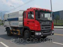 Zhongqi ZQZ5167ZLJ dump garbage truck
