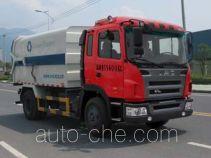 Zhongqi ZQZ5168ZLJ dump garbage truck