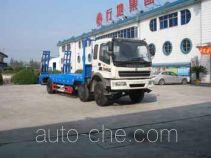 中汽牌ZQZ5200TPB型平板运输车