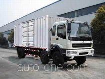 中汽牌ZQZ5202XXY型厢式运输车