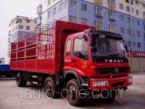 中汽牌ZQZ5250GCCQ型仓栅式运输车
