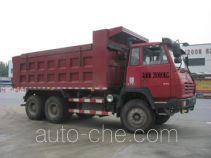 Zhongqi ZQZ5250ZLJ dump garbage truck