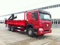 中汽牌ZQZ5252JJH型计量检衡车