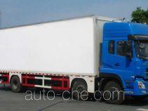 Zhongqi ZQZ5253XWT mobile stage van truck