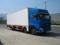 Zhongqi ZQZ5253XWTA mobile stage van truck