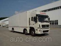 Zhongqi ZQZ5253XWTD5 mobile stage van truck