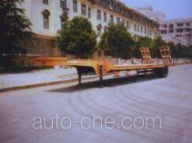 中奇牌ZQZ9120TDP型平板半挂车