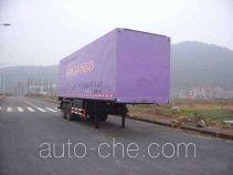 Zhongqi ZQZ9150XWT mobile stage trailer