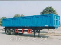 Zhongqi ZQZ9350ZZX dump trailer