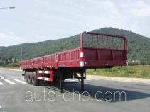 中奇牌ZQZ9390ZZX型自卸半挂车