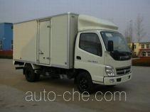 Xier ZT5040XPTB-L box van truck
