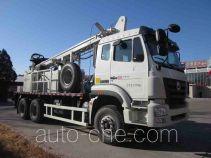 Zhangtan ZT5180TZJXFS3 drilling rig vehicle