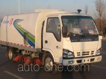 Zhangtuo ZTC5060TSL street sweeper truck