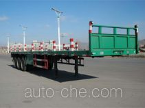 Zhangtuo ZTC9310TP flatbed trailer