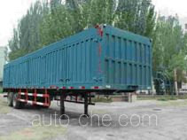 Zhangtuo ZTC9311XXY box body van trailer