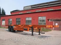 Zhangtuo ZTC9350TJZ container transport trailer