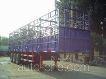 Zhangtuo ZTC9360CXY stake trailer