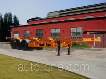 Zhangtuo ZTC9380TJZ container carrier vehicle