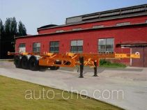 Zhangtuo ZTC9380TJZ container transport trailer