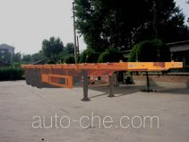 张拖牌ZTC9380TJZP型集装箱半挂牵引车