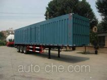 Zhangtuo box body van trailer