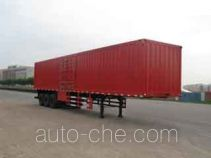 Zhangtuo ZTC9409XXY box body van trailer