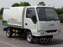 Zhongtian ZTP5030ZLJ dump garbage truck
