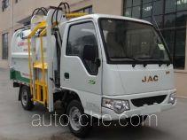 Zhongtian ZTP5030ZZZ self-loading garbage truck