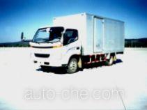 众田牌ZTP5042XXYW型厢式运输车