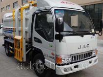 Zhongtian ZTP5042ZZZ self-loading garbage truck