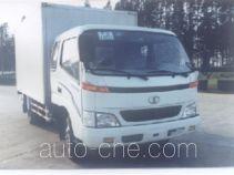 众田牌ZTP5043XXYPSW型厢式运输车