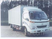 众田牌ZTP5043XXYW型厢式运输车