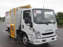 Zhongtian ZTP5043ZZZ self-loading garbage truck