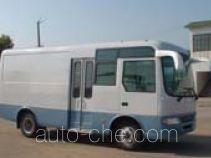 众田牌ZTP5050XXY型厢式运输车
