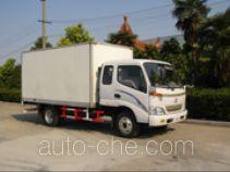 众田牌ZTP5053XXYPSW型厢式运输车