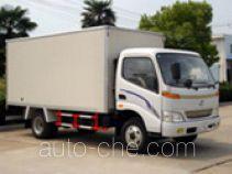 众田牌ZTP5053XXYW型厢式运输车