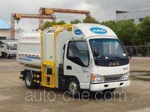Zhongtian ZTP5061ZZZ self-loading garbage truck