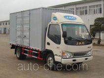 众田牌ZTP5070XXY型厢式运输车
