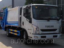 Zhongtian ZTP5070ZYS garbage compactor truck