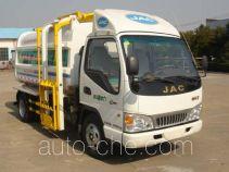 Zhongtian ZTP5070ZZZ self-loading garbage truck