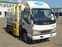 Zhongtian ZTP5071ZZZ self-loading garbage truck