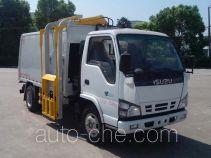 Zhongtian ZTP5072ZZZ self-loading garbage truck