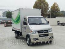 东岳牌ZTQ5021XXYBEV29型纯电动厢式运输车